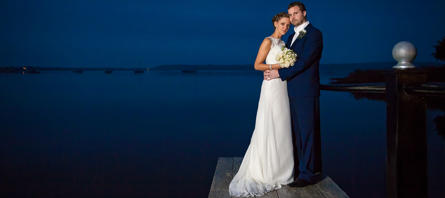 Wedding Photography in Portsmouth and Hampshire by Make Light Work - Parasol