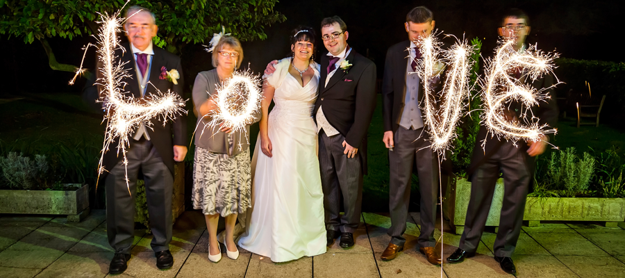 Wedding Photography in Portsmouth and Hampshire by Make Light Work - Derren and Lou